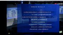 El sorteo de la Champions castiga a Barcelona y Atlético, mientras que el Madrid se enfrentará al Atalanta