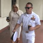 The Latest: Witness could face perjury in Navy SEAL trial