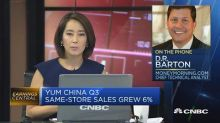 Yum China results show KFC remains popular with sales up ...