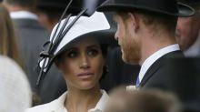 """Royal Ascot: Meghan Markles Givenchy-Kleid erinnerte an """"My Fair Lady"""""""