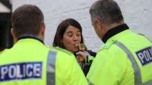 UK drink-drive deaths hit highest level since 2009
