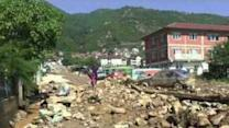 Deadly Floods Sweep Through Macedonia