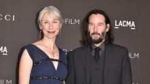 Keanu Reeves has dated Alexandra Grant for 'several years,' her friend Jennifer Tilly says