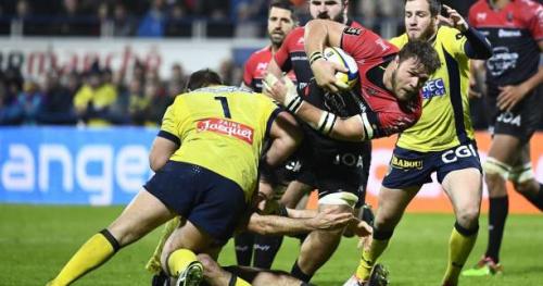 Rugby - CE - Coupe d'Europe (quart de finale) : Clermont-Toulon, une histoire à rebonds