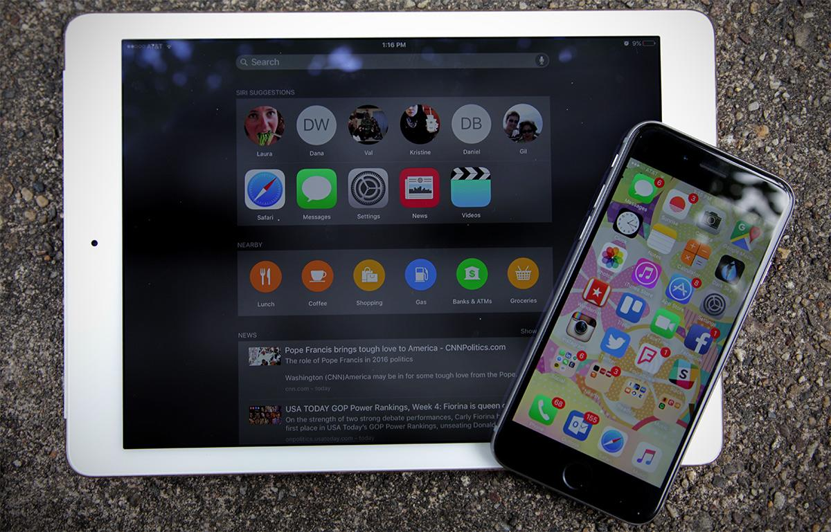 iOS 9 review: Making the basics work even better