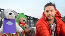 Tom Hardy to return for a week of CBeebies 'Bedtime Stories'