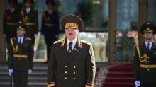 EU says Lukashenko is not legitimate Belarus president