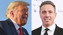 Chris Cuomo responds to Trump's attack: 'All I wanted was for you to get well'