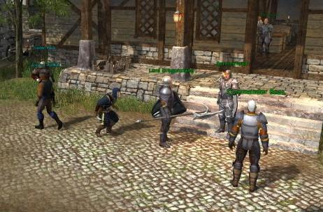 Shroud of the Avatar adds multiplayer features for release 3