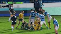 Rugby - Replay : Match Barbarians Français - Australie