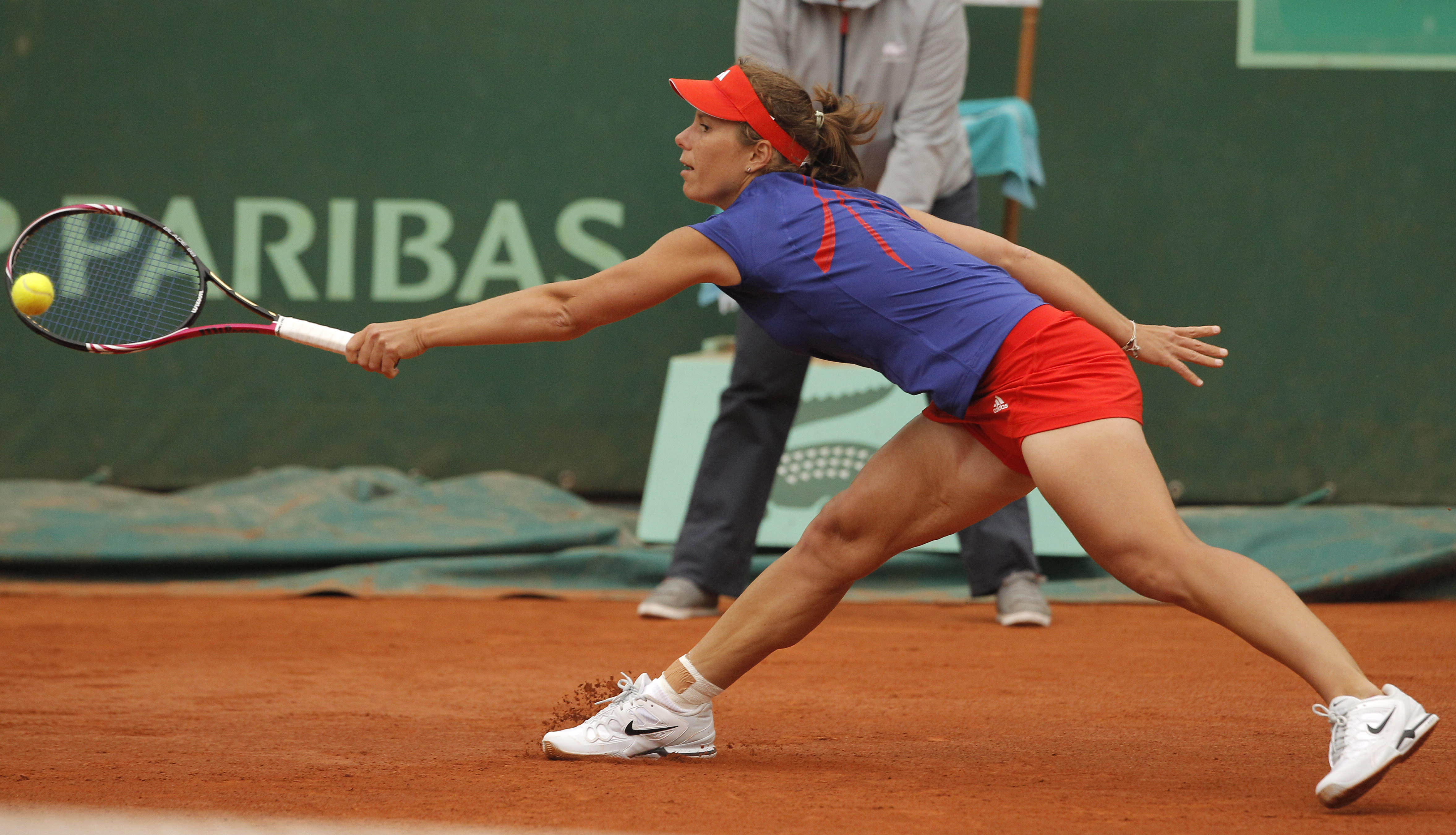 Lepchenko loses but gains likely spot at OlympicsVarvara Lepchenko Matches