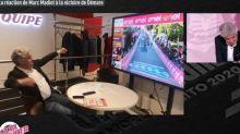 Giro - Giro : Marc Madiot s'enflamme lors de la nouvelle victoire d'Arnaud Démare