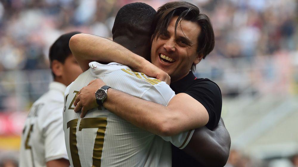 """Montella: """"Inter hat in den letzten 25 Minuten nur Zeitspiel betrieben"""""""