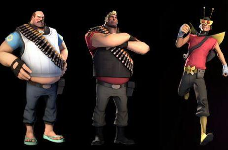 Team Fortress 2 gets some Adult Swim costumes (where's our Space Ghost?)