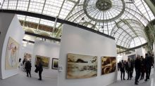 """Repoussée à cause de la pandémie, la foire d'art contemporain """"Art Paris 2020"""" ouvre le 10 septembre au Grand Palais"""