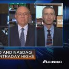Don Schreiber: If we don't get tax reform, the market is ...