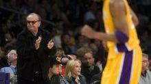 Hollywood-Star Jack Nicholson ist von Kobe Bryants Tod erschüttert