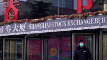 Borsa Shanghai in perdita su timori coronavirus, speranze su nuove misure politiche
