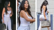 Kim Kardashian wore the same outfit 3 days in a row – and the Internet is obsessed