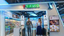 7-Eleven 於台灣開設首間無人便利店