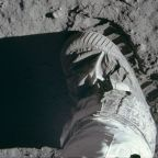 Extremely high-res outtakes from Apollo 11's 1969 moon landing