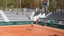 """Pas plus de 1000 spectateurs à Roland Garros : """"C'est un coup dur pour le tournoi et la fédération"""", regrette Guy Forget, directeur du tournoi"""