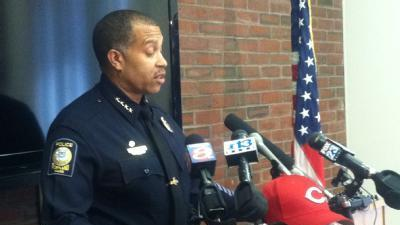 Portland's Top Cop Moving On