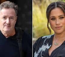 Piers Morgan criticised by mental health charity over Meghan comments