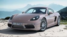 2022 Porsche 718 Boxster, Cayman gets a price hike and pink paint