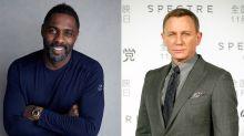"""Selfie mit Daniel Craig: Idris Elba heizt Spekulationen um """"James Bond""""-Nachfolge an"""