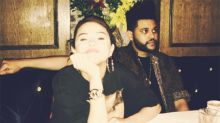 Selena Gomez Shares Rare Instagram With The Weeknd on Dinner Date