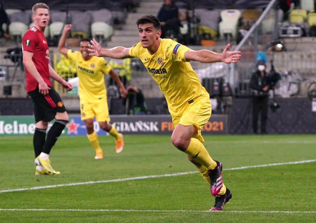 Manchester United vs Villarreal LIVE: Europa League final latest score, goals and updates tonight