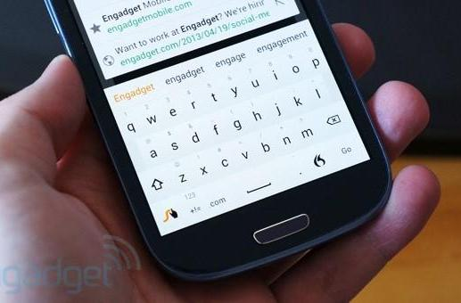 Swype 1.5 drops the beta tag, hits Google Play for 99 cents