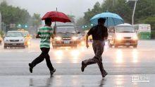 北北基宜一早雷雨彈開炸!新北一級淹水警戒 北部5縣市大雨