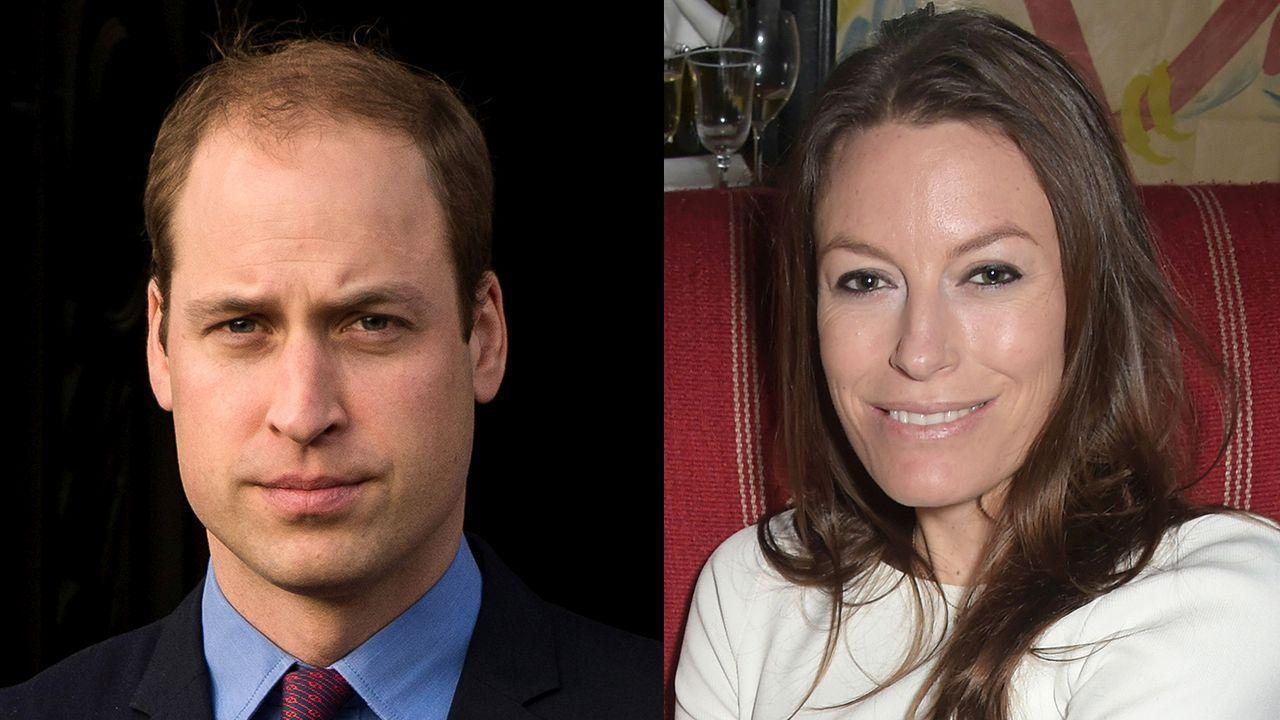 Prince William to Attend Ex-Girlfriend Jecca Craig's ...