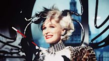 Glenn Close recreates iconic Cruella de Vil costume with homemade outfit