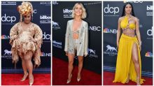 Die skurillsten Outfits der Billboard Music Awards