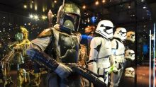 Huge Star Wars exhibition heads to London's O2