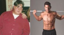Morbidly obese to personal trainer: Man transforms his body and life with 10 stone weightloss