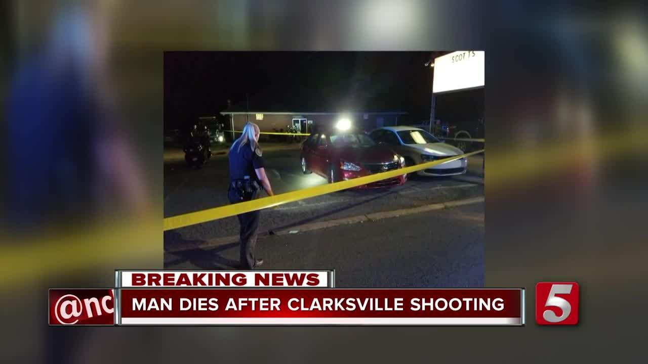1 dead, another critically hurt in Clarksville shooting