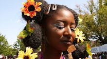 41 Natural Styles To Inspire Your Afropunk Hair Moment