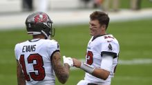 Mike Evans on Tom Brady: 'He's the greatest player to ever play the game'