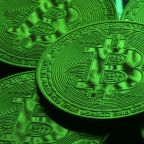 Newly minted bitcoin futures indicate more modest growth ahead