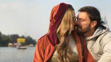 Julián Gil y Marjorie de Sousa más enamorados que nunca a la espera de su bebé