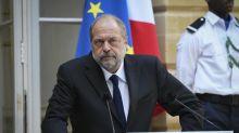 """""""Je ne fais de guerre à personne"""", déclare Eric Dupond-Moretti lors de sa prise de fonctions au ministère de la Justice"""