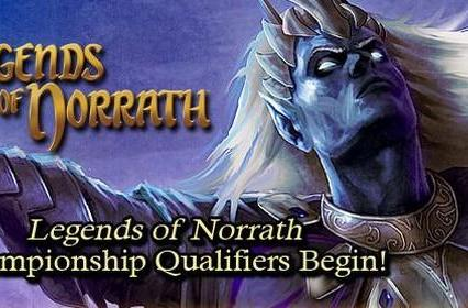 Legends of Norrath championship qualifiers start 16th of May