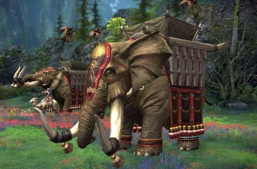 TERA's Fate of Arun expansion arrives in Europe today