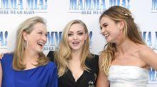 ¡No lo vas a creer! Meryl Streep y Lily James están emparentadas en la vida real