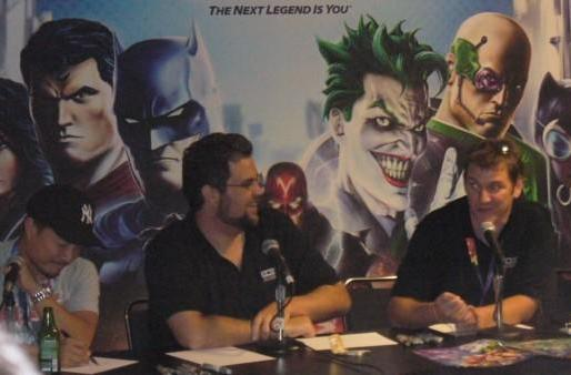 NYCC 2010: DCUO's Q&A panel and fan event