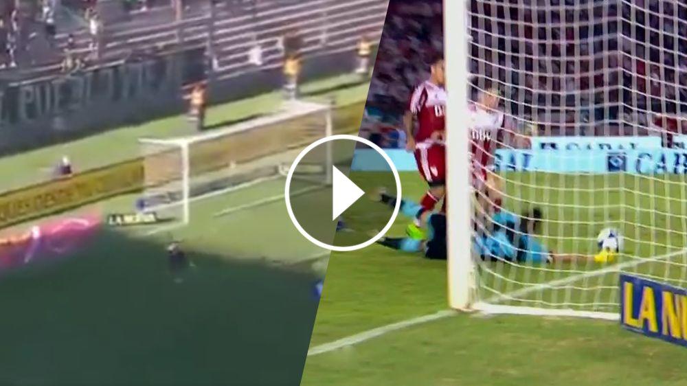 VIDEO: ¿Cuál fue el yerro más ridículo: el de Benedetto o el de Andrade?